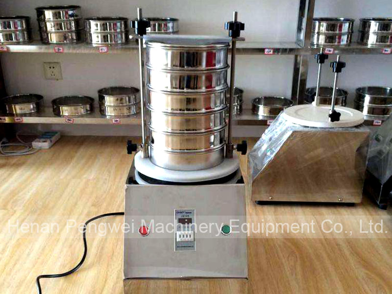 Inspection sieve