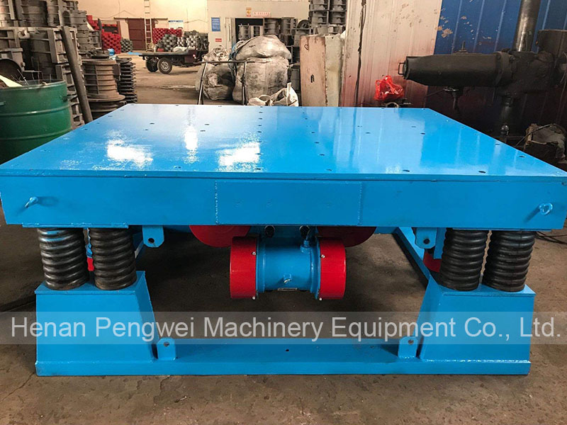 Platform Vibration Table